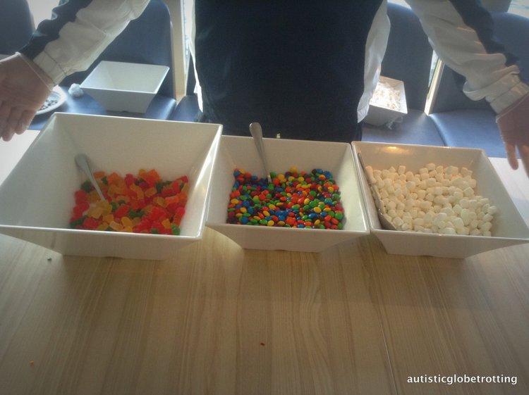 Top Family Fun Activities on Norwegian Breakaway toppings
