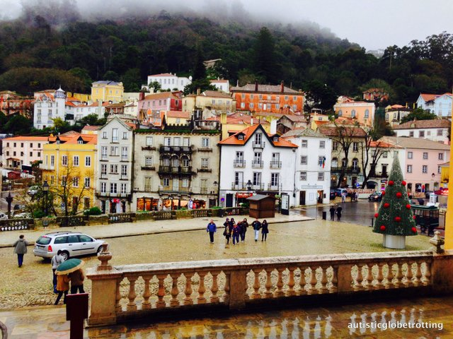 Taking Kids with Autism to Lisbon Portugal sintra