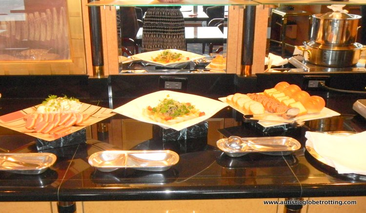 The Family Friendly Westin Tokyo APPETIZERS