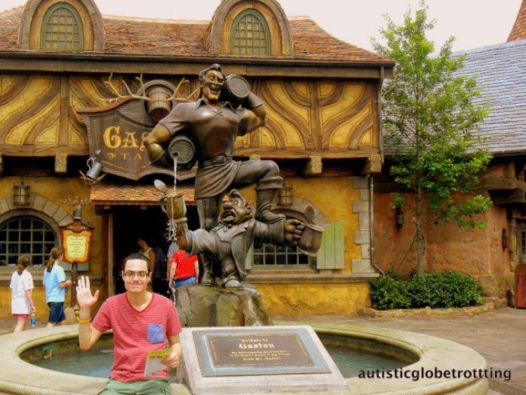 Clothing Tips When Taking Kids with Autism to Disney World gaston