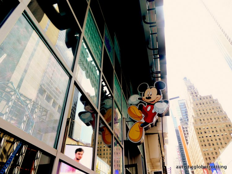 Top Five Kid Friendly Stores in NYC Times Square diz
