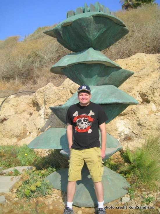 Ron Sandison shares his Tips on Traveling with Autism green