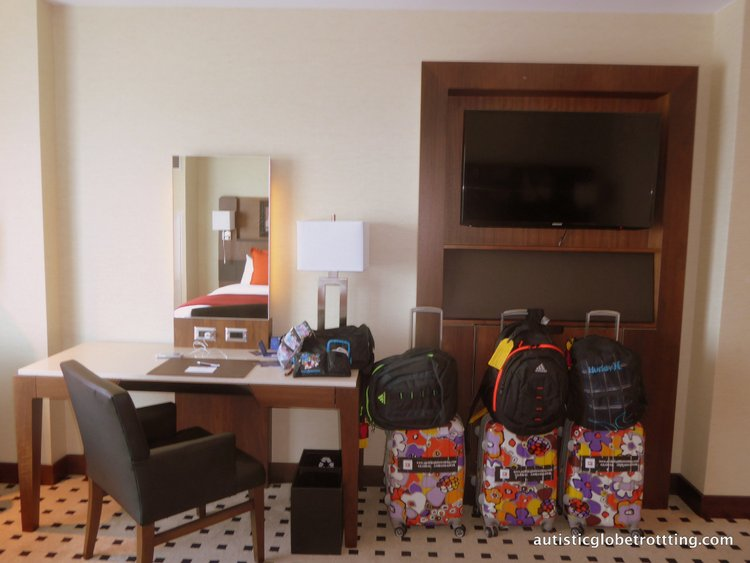 Six Suggestions for Hotels Accommodating Autism bag