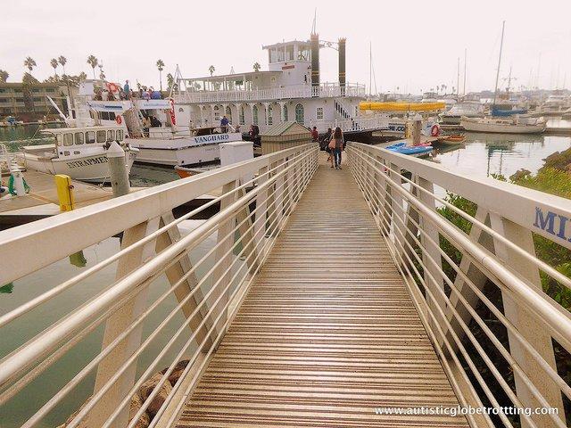 Family Fun on California's Channel Islands Cruise walk