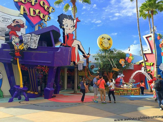Navigating Universal Studios Orlando with Autism betty
