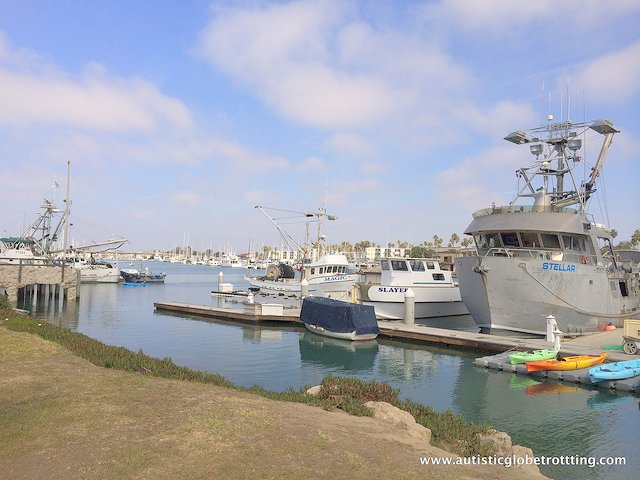 Family Fun on California's Channel Islands Cruise boat