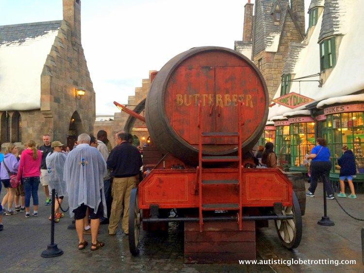 7 Ways to Enjoy Butterbeer at Universal Studios Orlando train