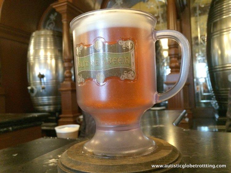7 Ways to Enjoy Butterbeer at Universal Studios Orlando cup