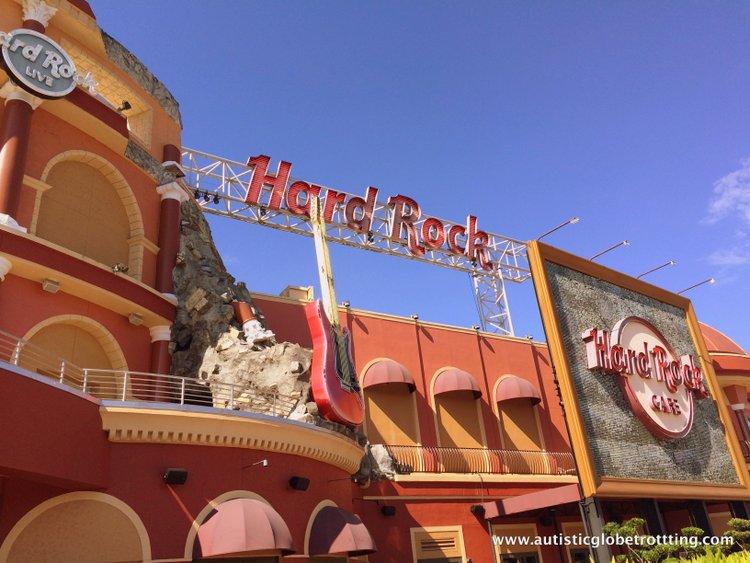 5 Fun Universal Studios CityWalk Restaurants for Families facade
