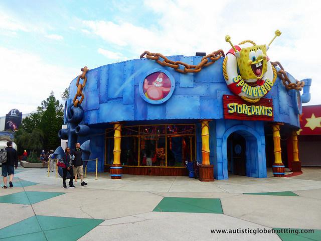 Navigating Universal Studios Orlando with Autism bob