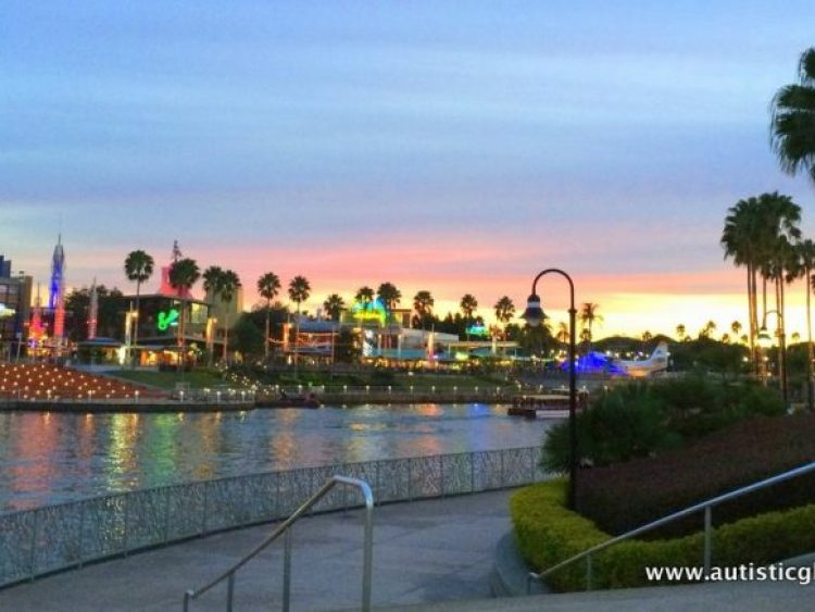 5 Fun Universal Studios CityWalk Restaurants for Families sunset