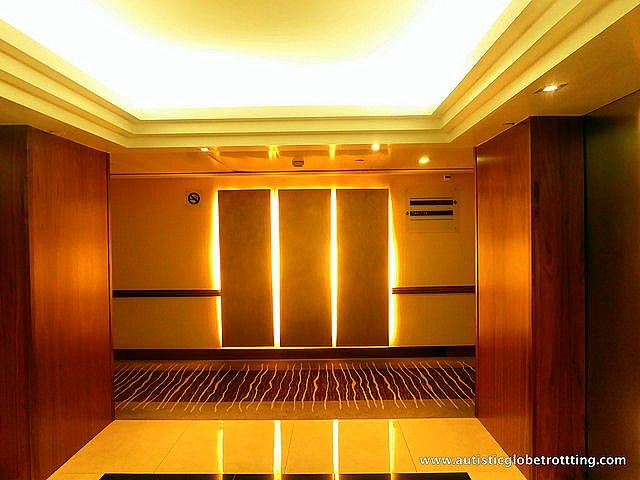 Luxury Family Stay at the Hilton Tel Aviv hall