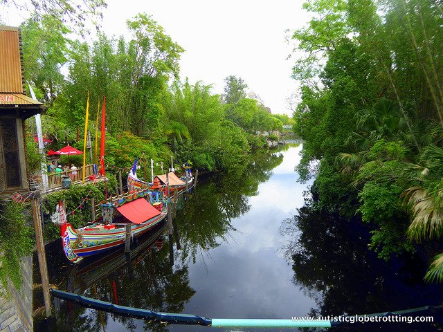 Which Disney Park is Best for Kids with Autism? river