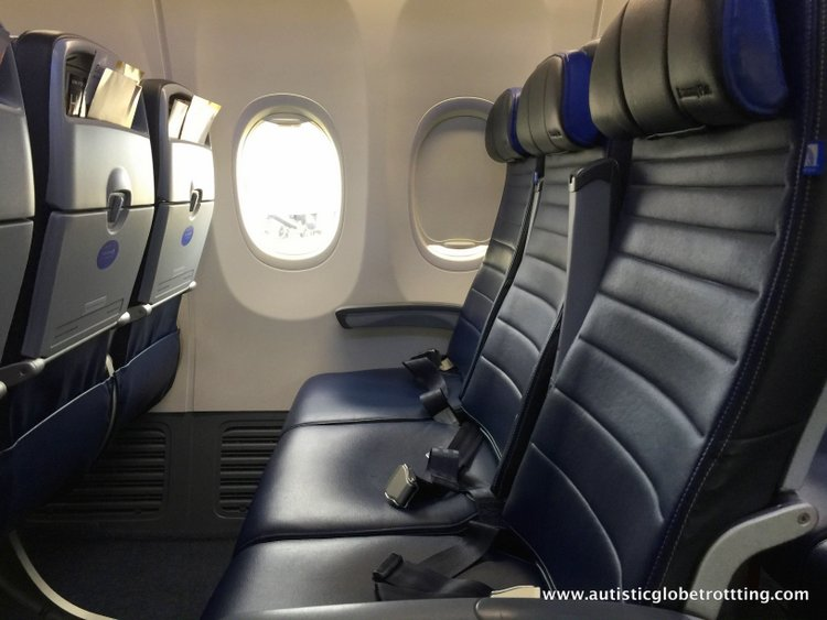 Asked to get bumped off your flight? Jump! seats
