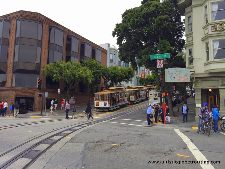 City Sightseeing with San Francisco's Hop On Hop Off Bus cable