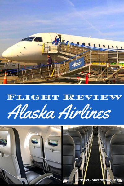 Alaska Airlines Exceeds Expectations Despite a 2 Hour Delay aircraft collage