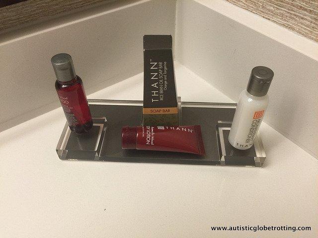 Family Stay at the Manhattan Beach Marriott kit