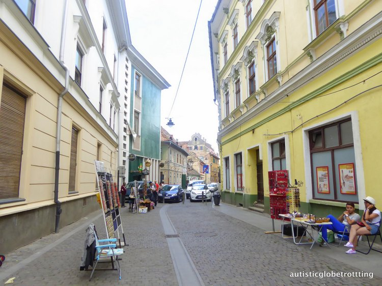 Day Trips From Brasov Romania With Kids street