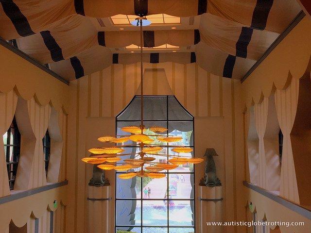 Family Friendly Stay at the Walt Disney World Dolphin Hotel light