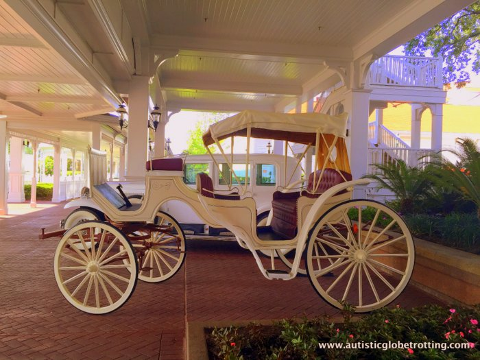 Our Family Stay at Disney's Grand Floridian white