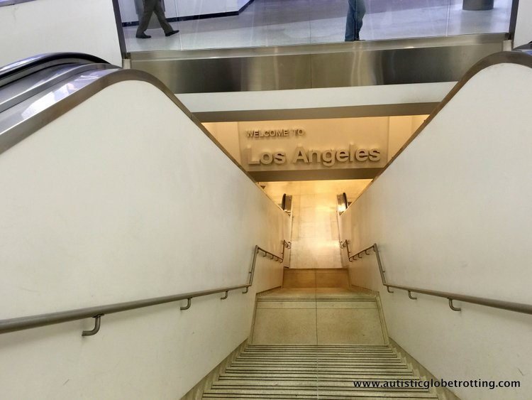 Asked to get 'bumped off 'your flight? Jump! STAIRS