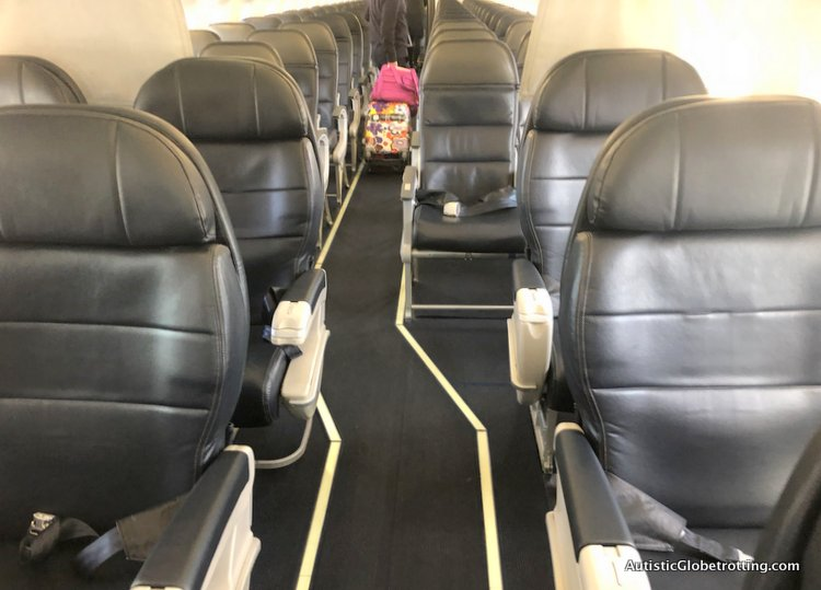 Alaska Airlines Exceeds Expectations Despite a 2 Hour Delay crew help