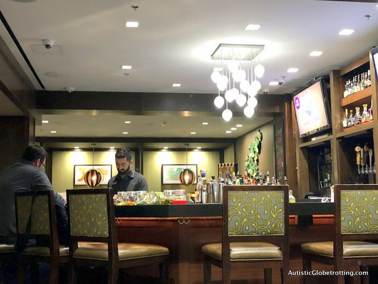 Our Family Friendly stay at the Westin San Francisco Airport Hotel entrance