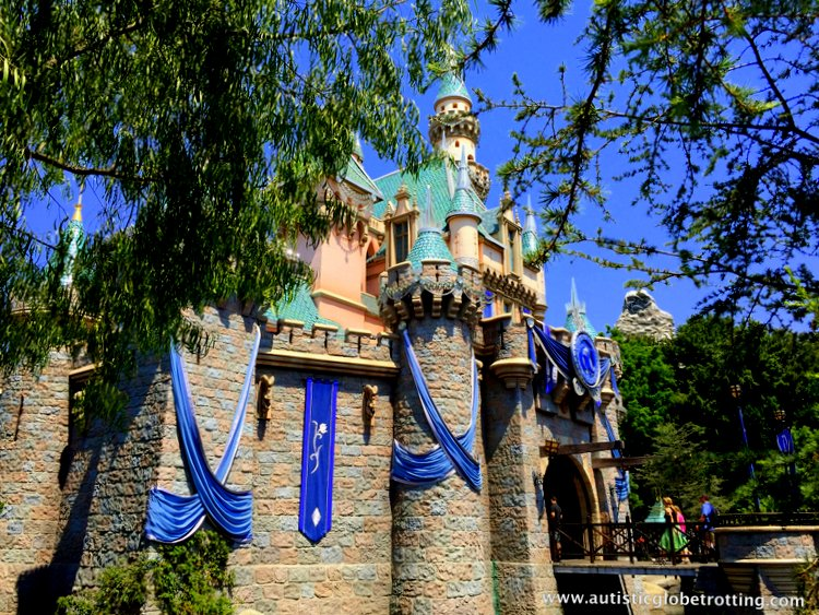 Disneyland's Top Indoor Autism Friendly Rides and Attractions cinderella castle