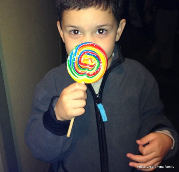 Q&A with Diego Pena child prodigy and author of Anatomy of Autism lolli