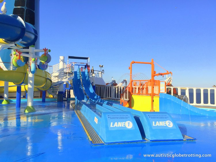 amily Friendly Activities Aboard the Carnival Imagination sports