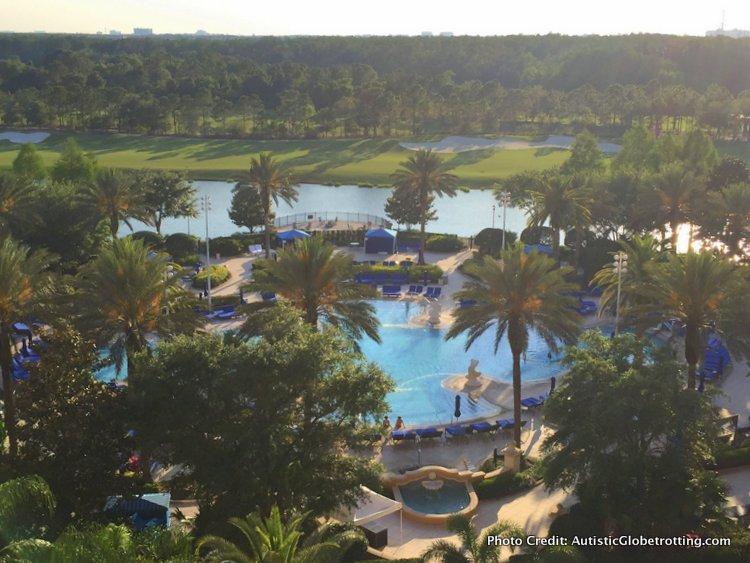 The Ritz-Carlton Orlando Grande Lakes lake