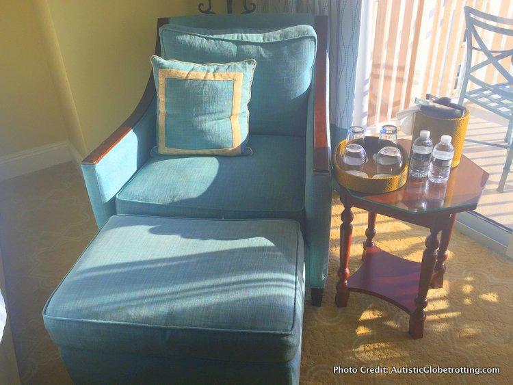 The Ritz-Carlton Orlando Grande Lakes lounger