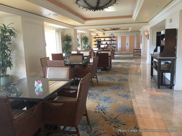 The Ritz-Carlton Orlando Grande Lakes entrance