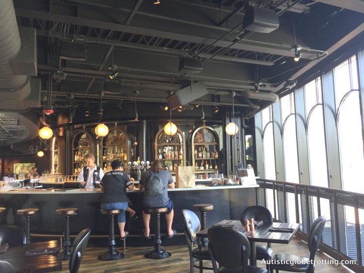 Orlando's Toothsome Chocolate Emporium & Savory Feast Kitchen bar