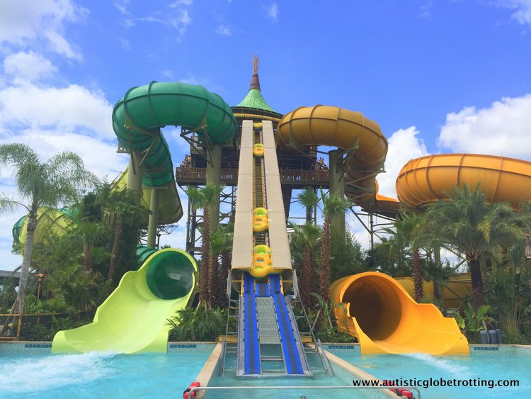 All You Need to Know about Universal Studios Volcano Bay™ green