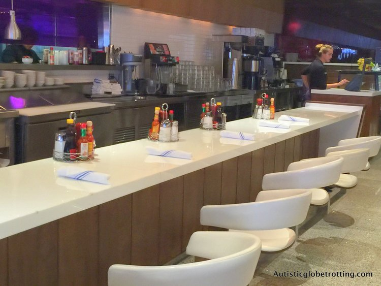 Luxury Stay at the Hard Rock Hotel San Diego restaurant