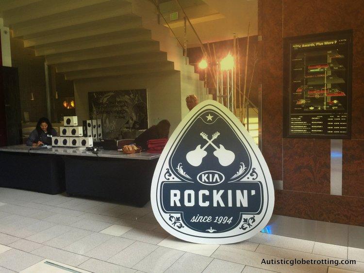 Luxury Stay at the Hard Rock Hotel San Diego kia
