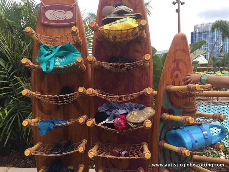16 Best Tips for Visiting Universal's Volcano Bay with Autism shelves