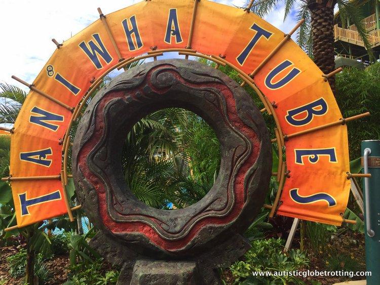 Universal Studios Volcano Bay™ Tips orange