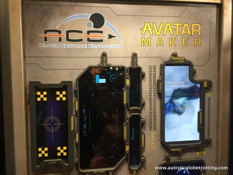 Pandora world of avatar lab