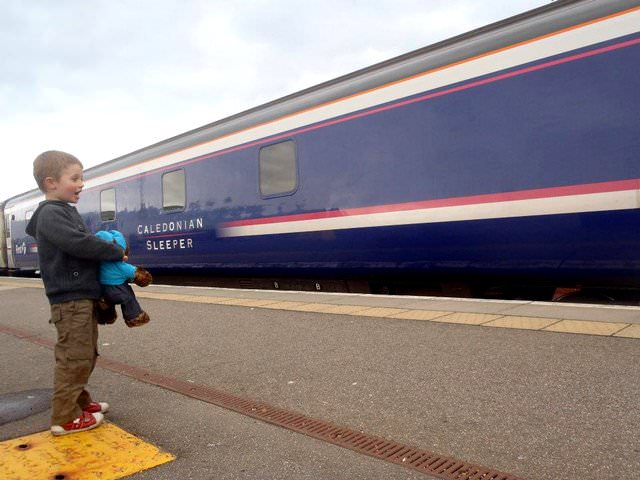 Q&A with Karen Bower of 'Railman' Blog BOY