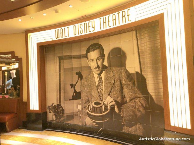 walt disney theater disney dream