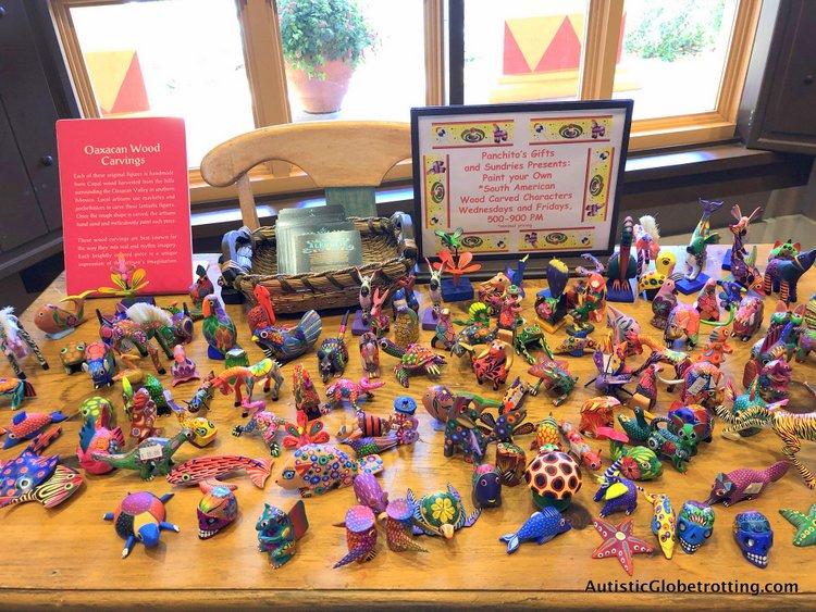 Disney Coronado Springs Resort Tips for Families sculpture painting