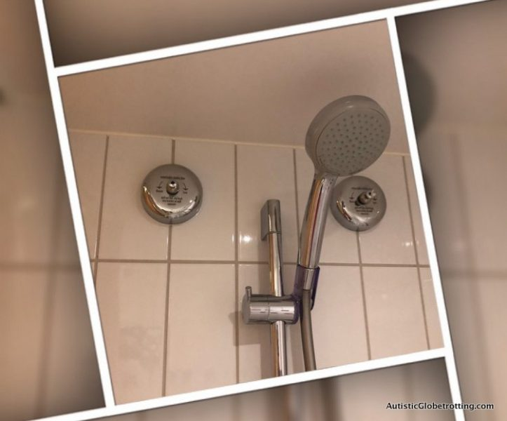 Is aDisney Dream Deluxe Family Oceanview Stateroom worth the splurge? the two cabin shower heads
