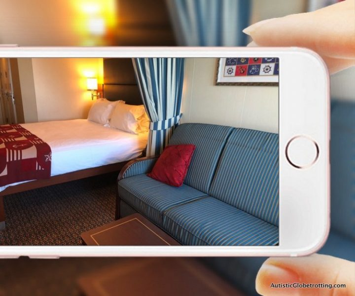 disney deluxe family oceanviewstateroom with verandah bed selection