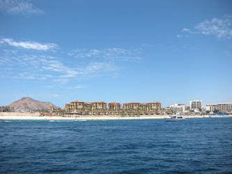 Visiting Cabo San Lucas' El Arco With Autistic Kids sea