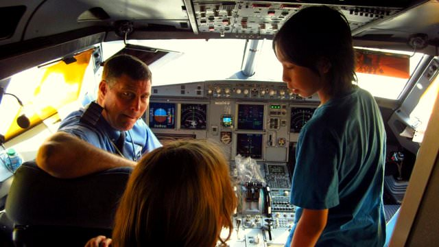On the benefits of attending JetBlue's 'Wings for Autism' pilot
