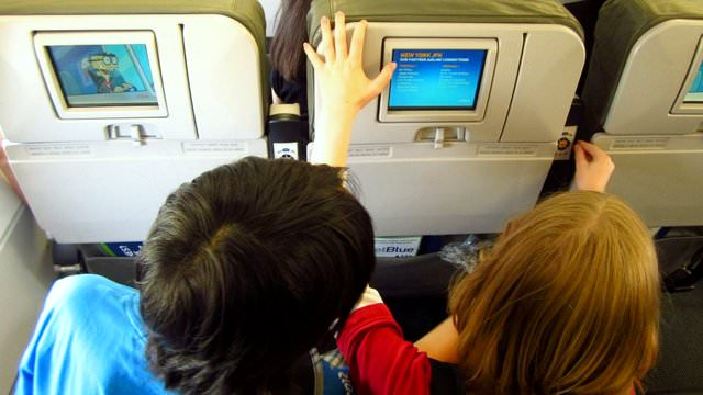 On the benefits of attending JetBlue's 'Wings for Autism'- plane