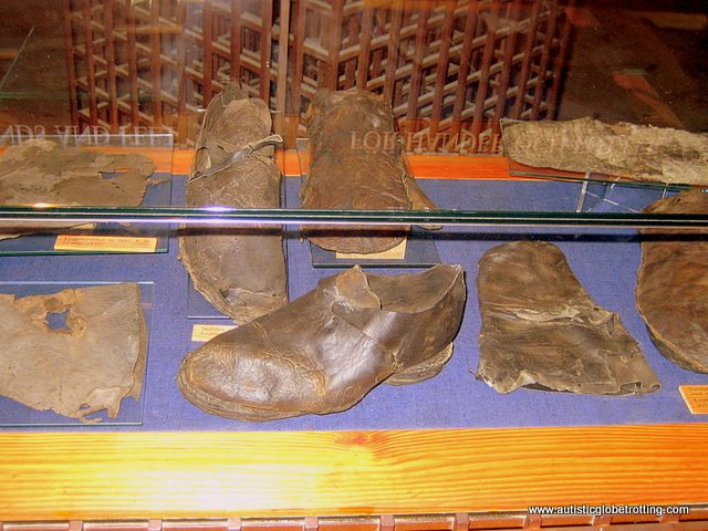 Taking the Family to Stockholm's Vasa Museum shoes