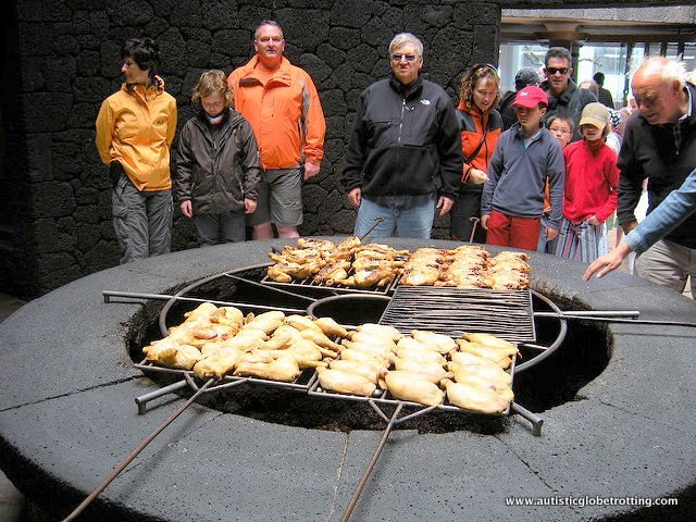 Top Five Family Activities on Lanzarote Island food
